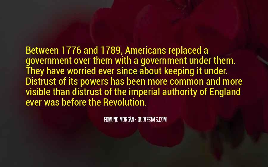 Edmund Morgan Quotes #1329653