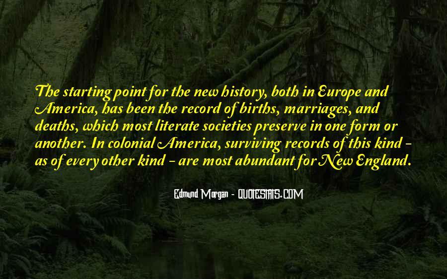 Edmund Morgan Quotes #1468971