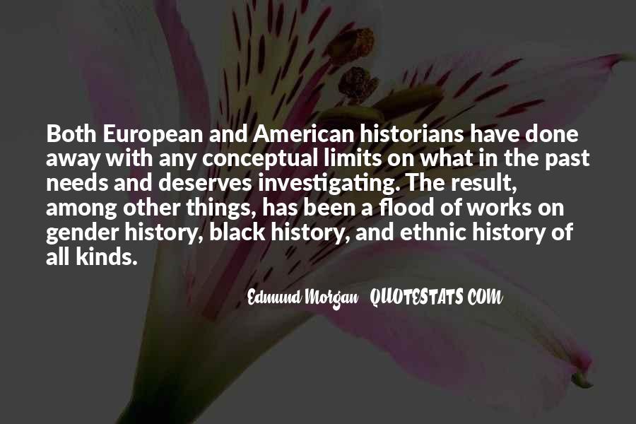 Edmund Morgan Quotes #254424