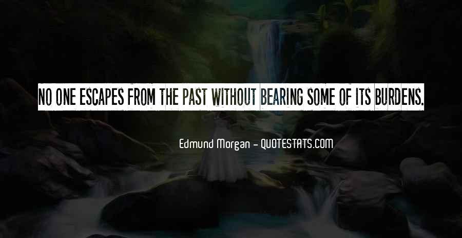 Edmund Morgan Quotes #460340