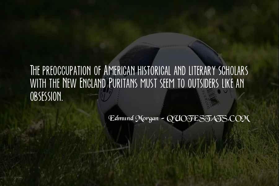 Edmund Morgan Quotes #604084