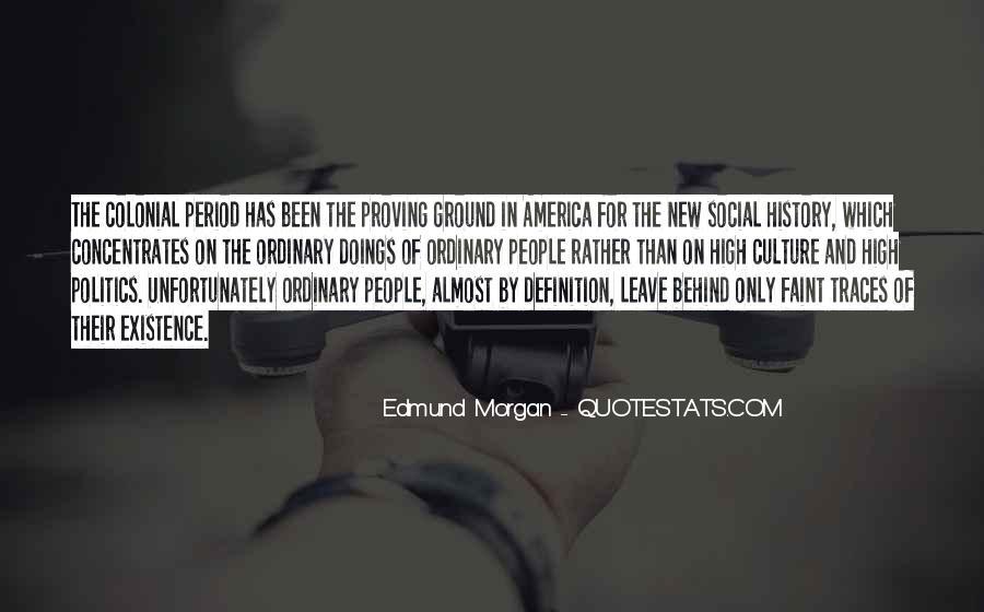Edmund Morgan Quotes #691820