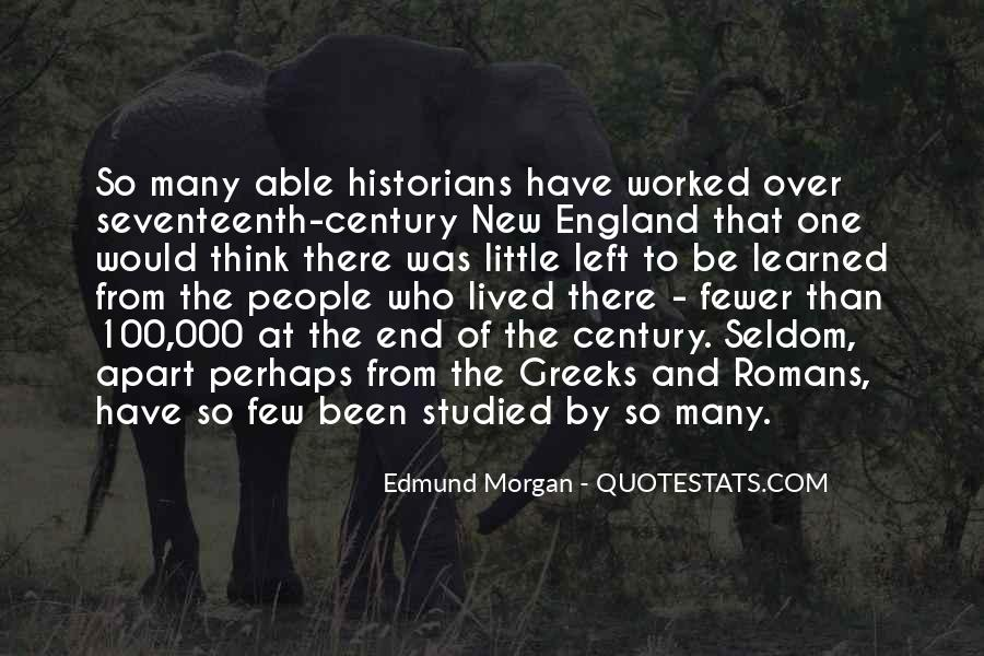 Edmund Morgan Quotes #829374