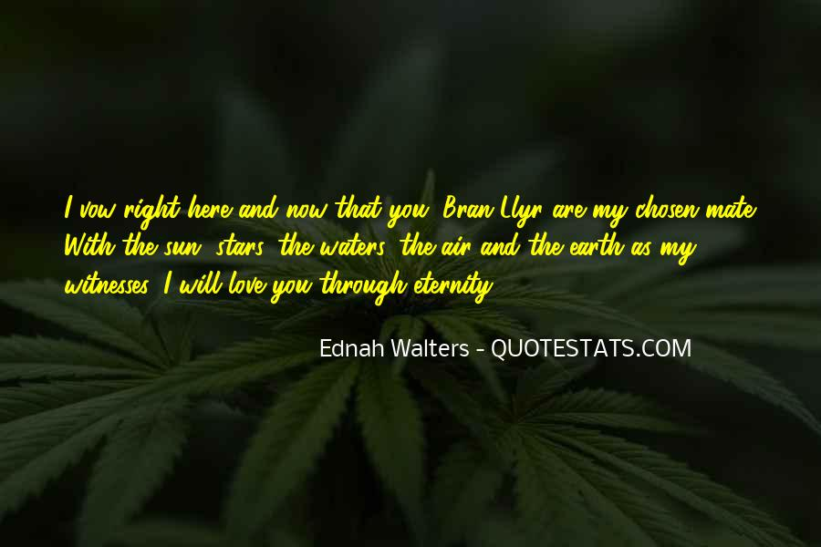Ednah Walters Quotes #997182