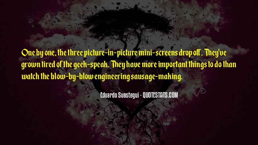 Eduardo Suastegui Quotes #1060790
