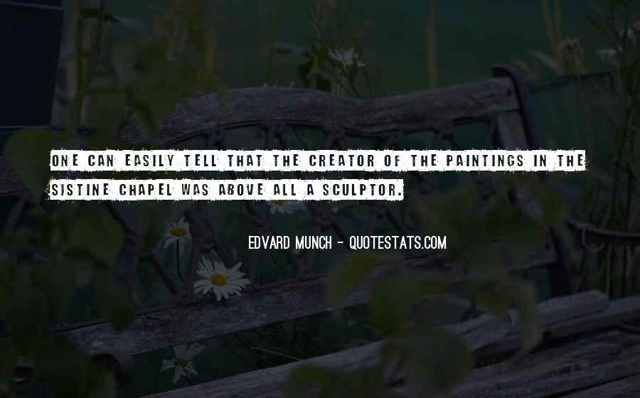 Edvard Munch Quotes #1059882