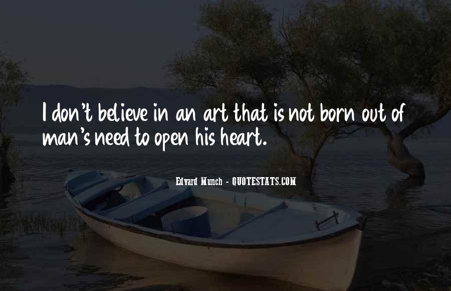 Edvard Munch Quotes #1112276