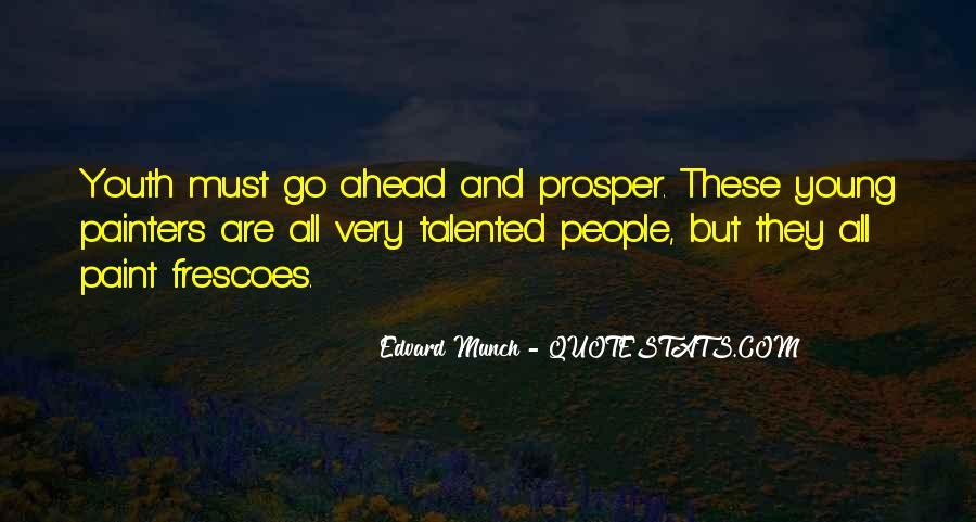 Edvard Munch Quotes #1142639