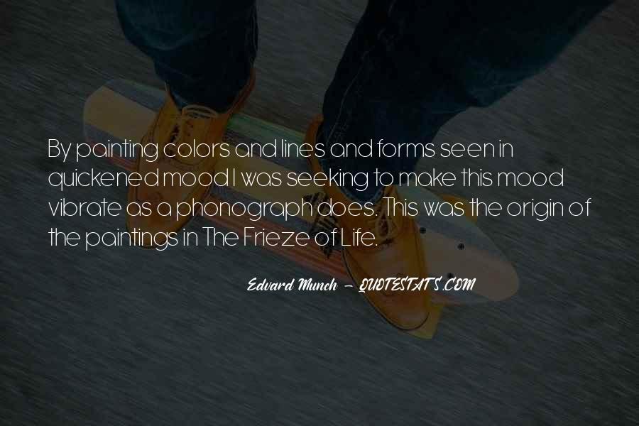 Edvard Munch Quotes #1157964