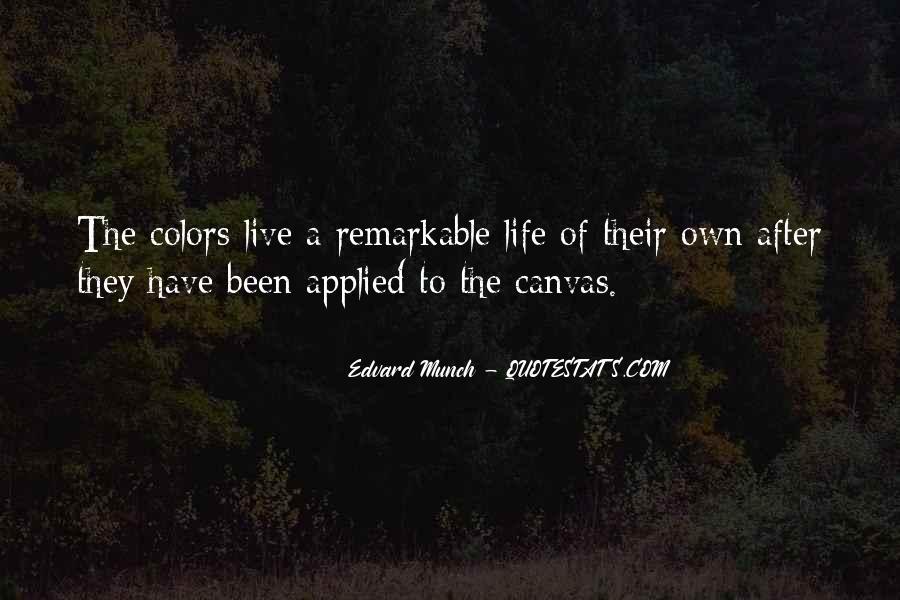 Edvard Munch Quotes #1193178