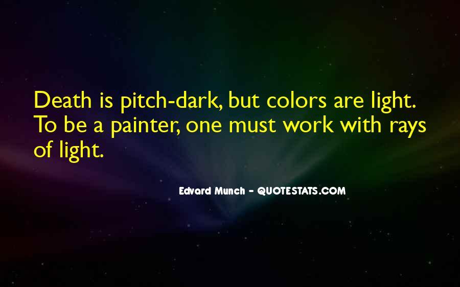 Edvard Munch Quotes #1200439