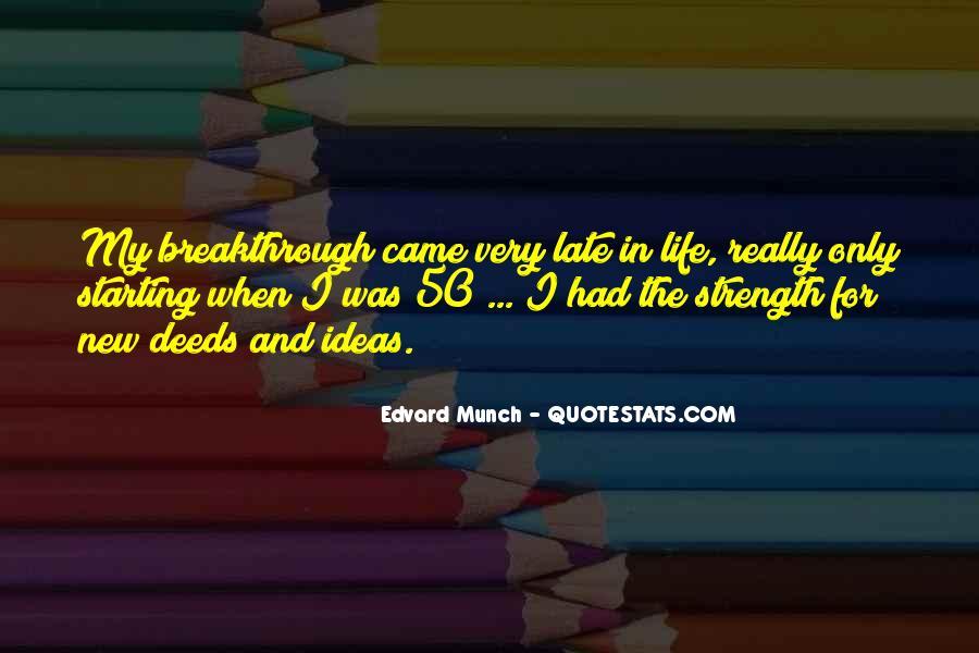 Edvard Munch Quotes #1532143