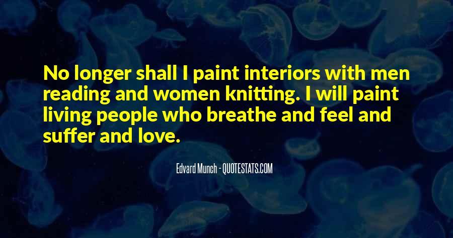 Edvard Munch Quotes #1641931