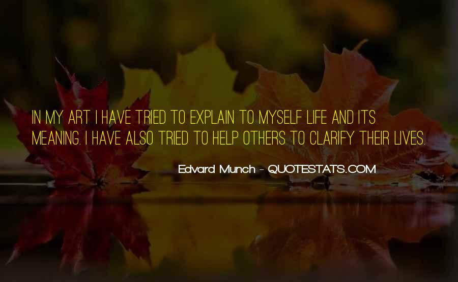 Edvard Munch Quotes #1711585