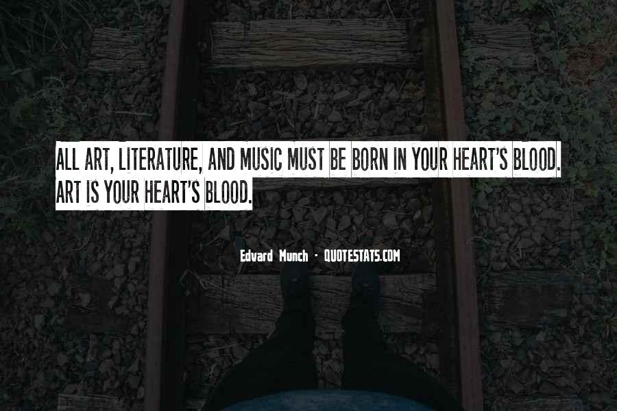 Edvard Munch Quotes #1766284