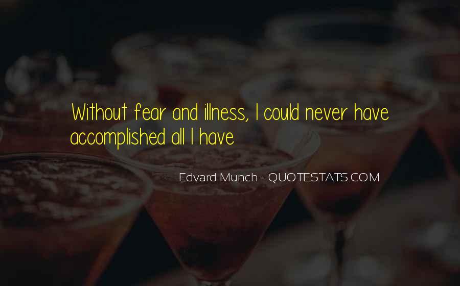 Edvard Munch Quotes #268019