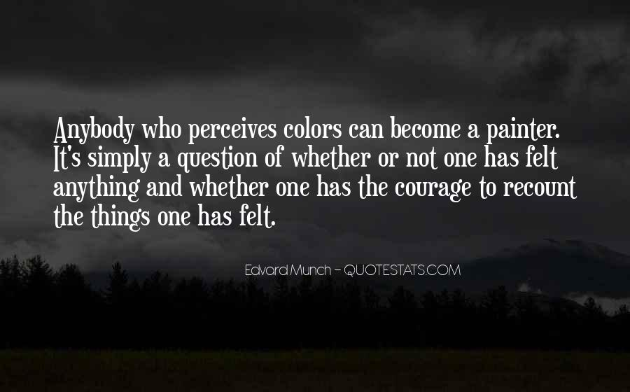 Edvard Munch Quotes #352994