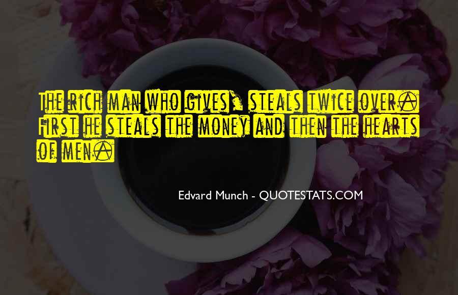 Edvard Munch Quotes #434453