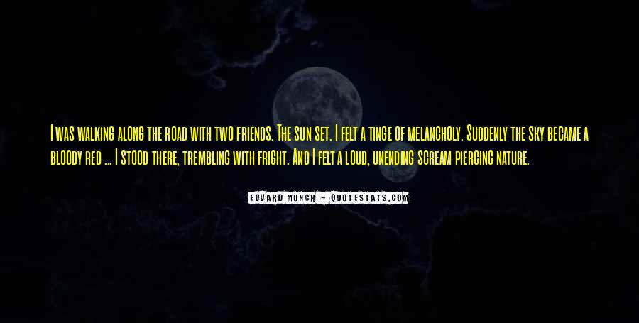 Edvard Munch Quotes #526677