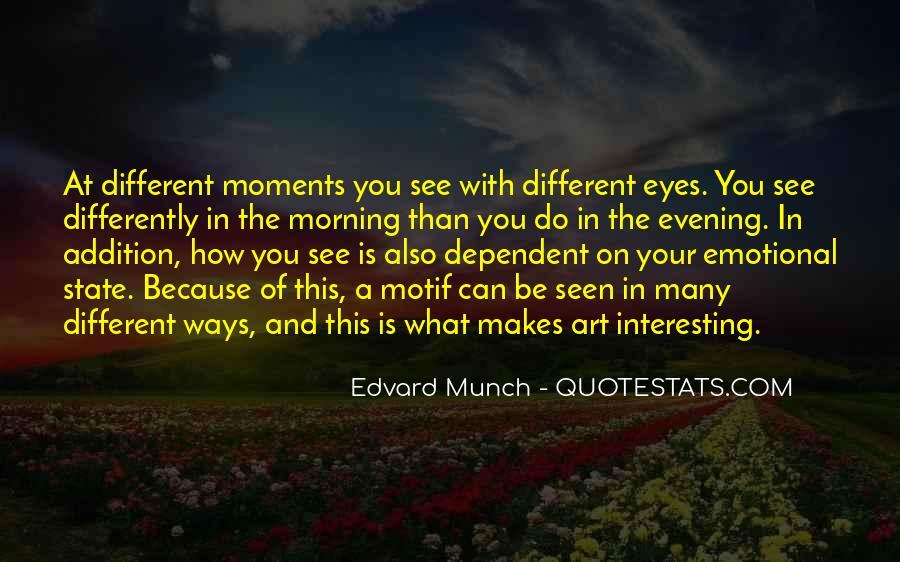 Edvard Munch Quotes #54737