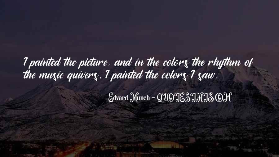Edvard Munch Quotes #557738