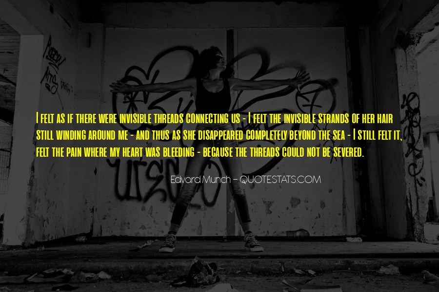 Edvard Munch Quotes #621651