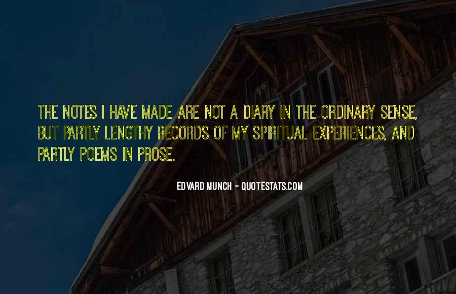 Edvard Munch Quotes #684917