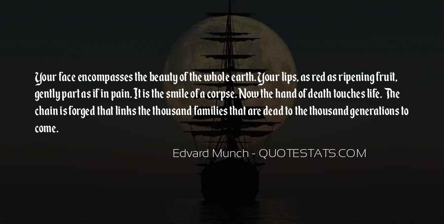 Edvard Munch Quotes #703324