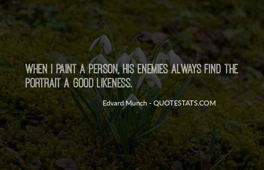 Edvard Munch Quotes #711906