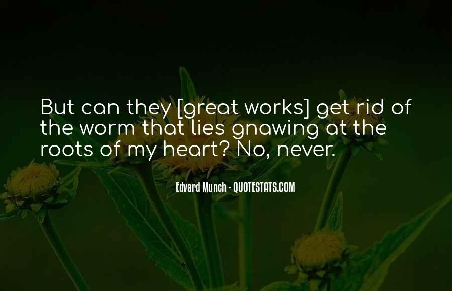 Edvard Munch Quotes #759950