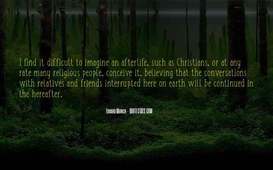 Edvard Munch Quotes #877349