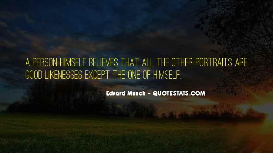 Edvard Munch Quotes #977887