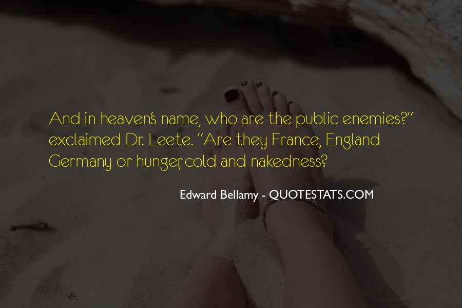 Edward Bellamy Quotes #1107389