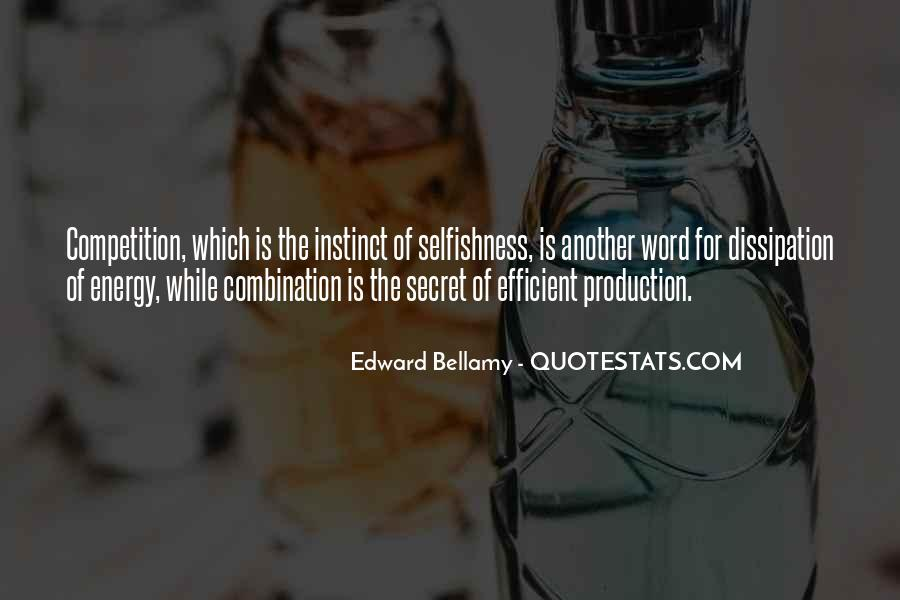 Edward Bellamy Quotes #1490332