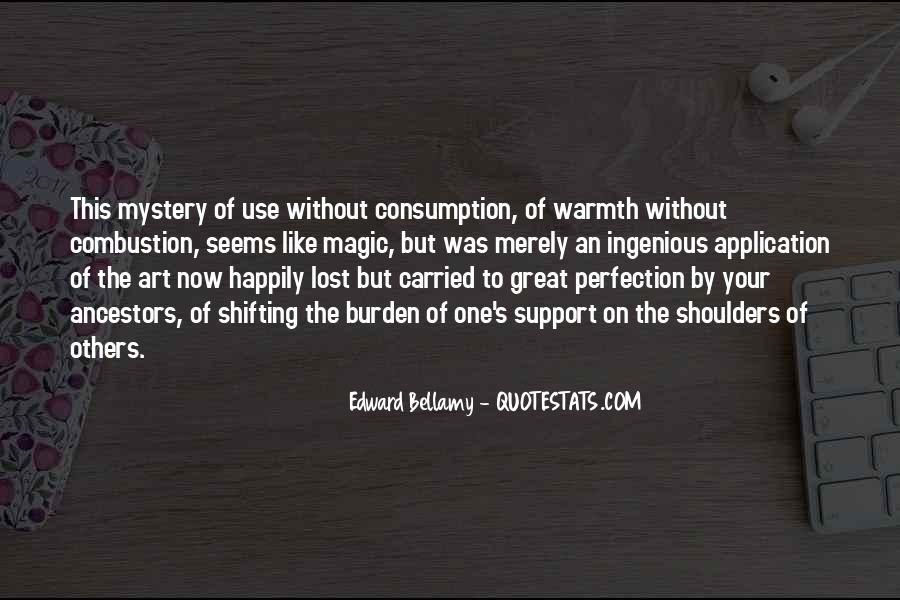 Edward Bellamy Quotes #1680044
