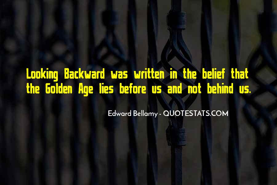 Edward Bellamy Quotes #341243
