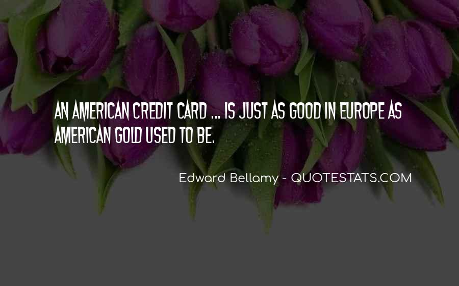 Edward Bellamy Quotes #636934
