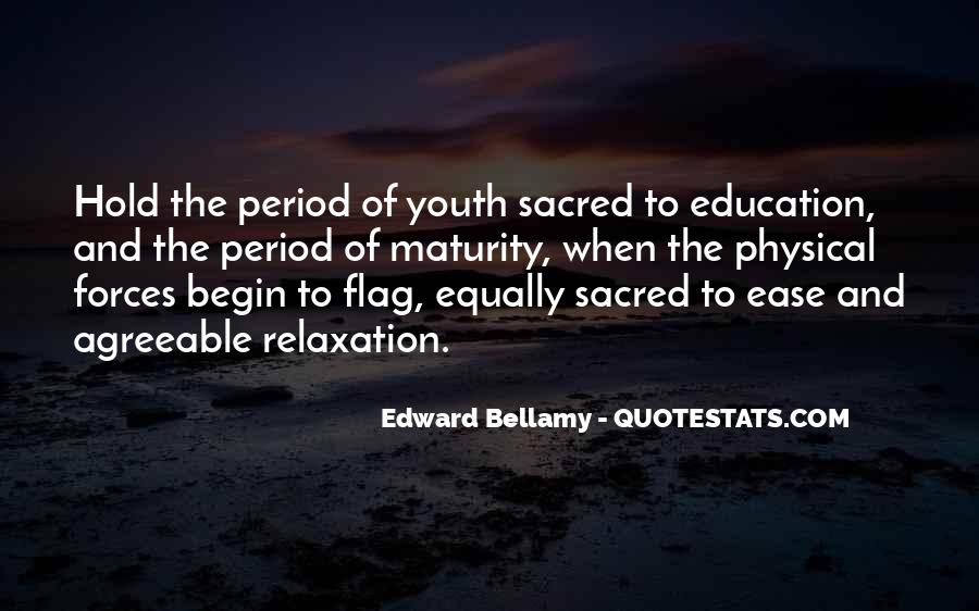 Edward Bellamy Quotes #878064