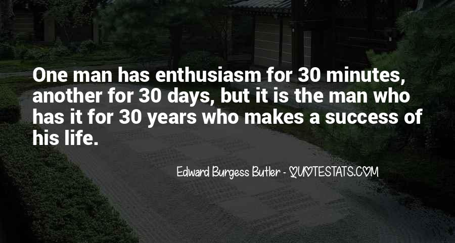 Edward Burgess Butler Quotes #23706