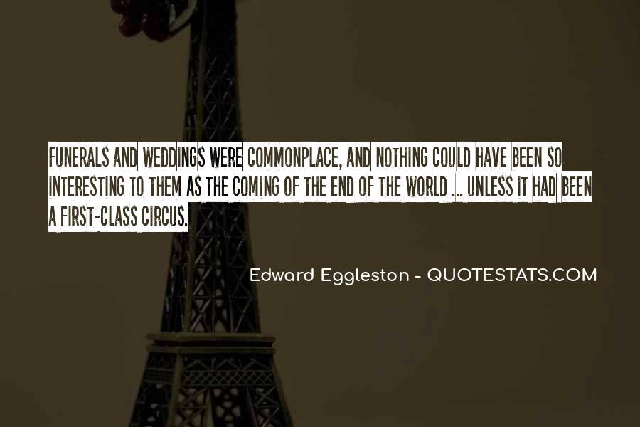 Edward Eggleston Quotes #122752