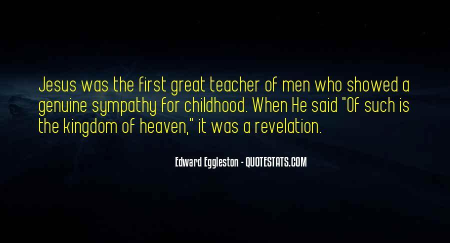 Edward Eggleston Quotes #301011