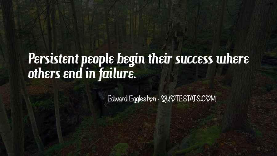Edward Eggleston Quotes #356088