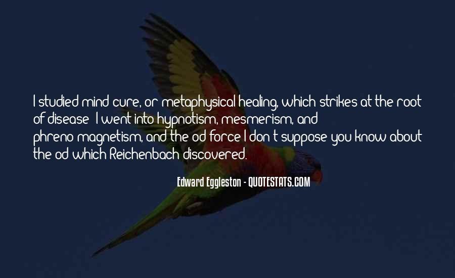 Edward Eggleston Quotes #459802