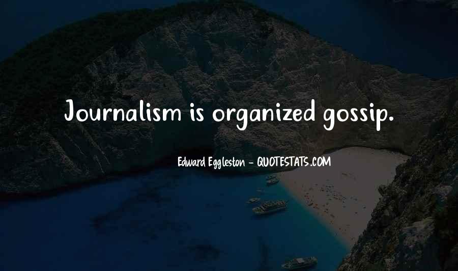 Edward Eggleston Quotes #963968