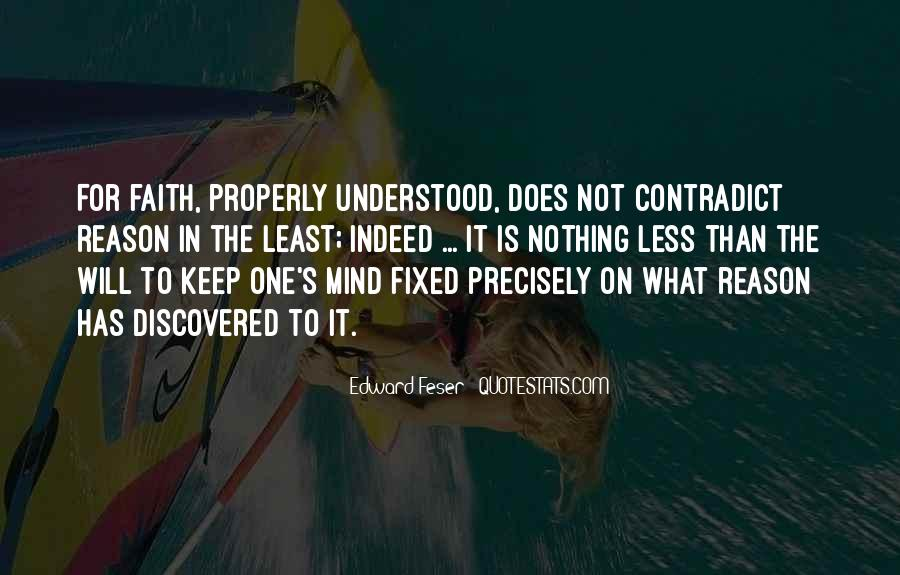 Edward Feser Quotes #1669945