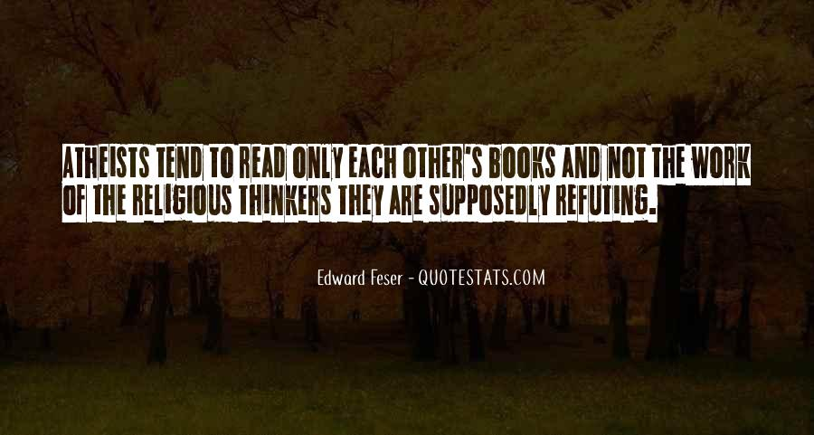 Edward Feser Quotes #623887
