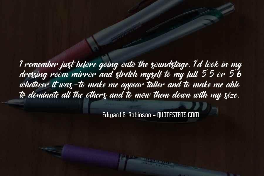 Edward G. Robinson Quotes #231602