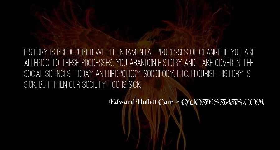 Edward Hallett Carr Quotes #136101