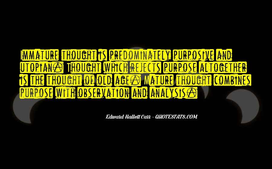 Edward Hallett Carr Quotes #875052