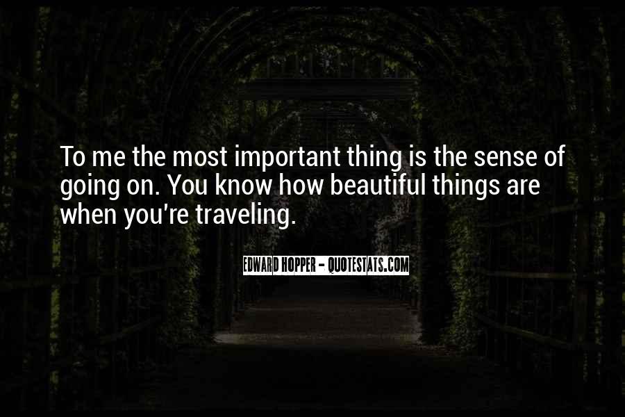 Edward Hopper Quotes #105928